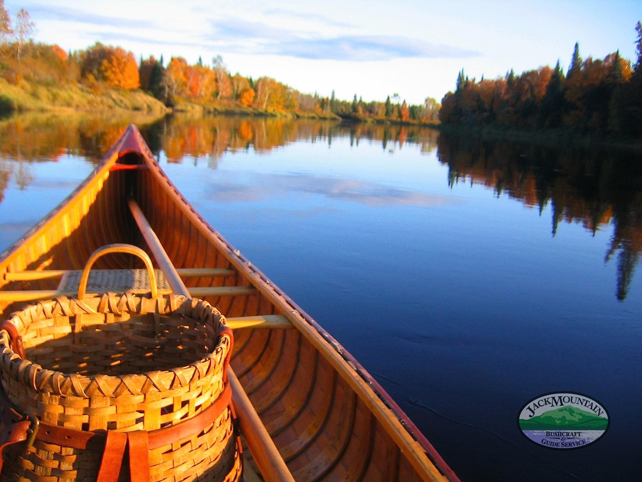 Aroostook Canoeing