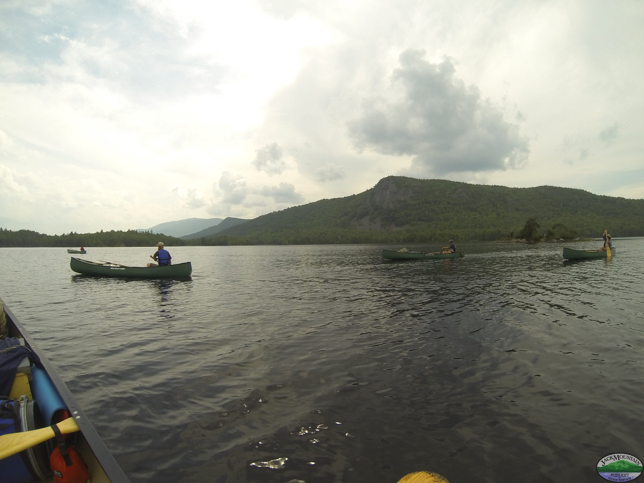 Canoes & Horse Mountain
