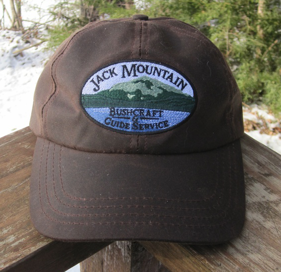 Jack Mountain Bushcraft School Hat - JackMtn.com
