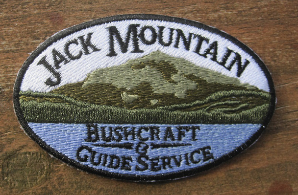 Jack Mountain Bushcraft School Patch - JackMtn.com