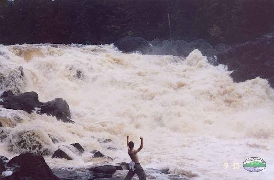 Allagash Falls
