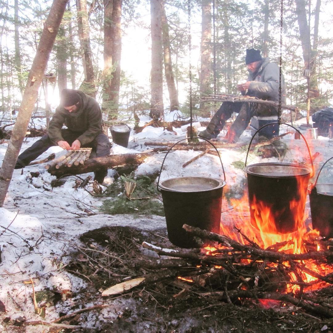 Remote Camp