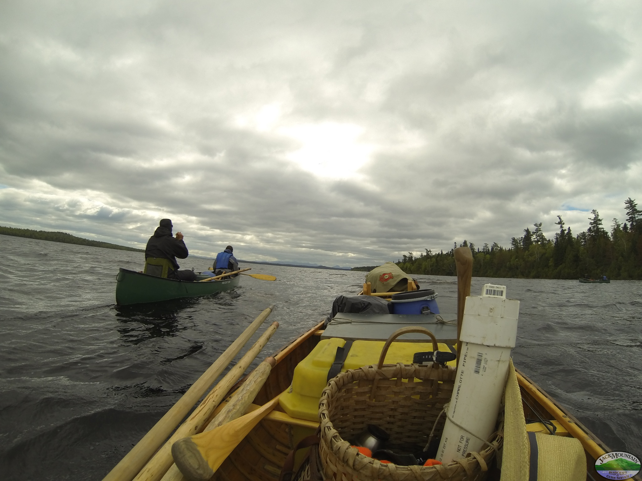 Big Lake Paddling