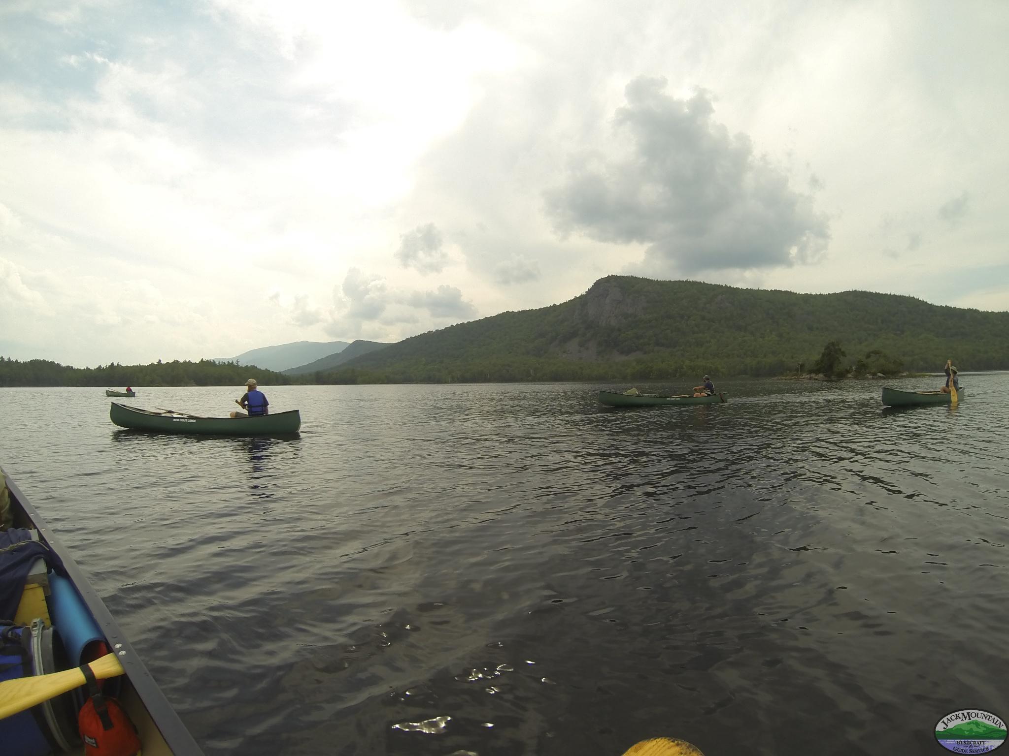 Canoes & Horse Mountain
