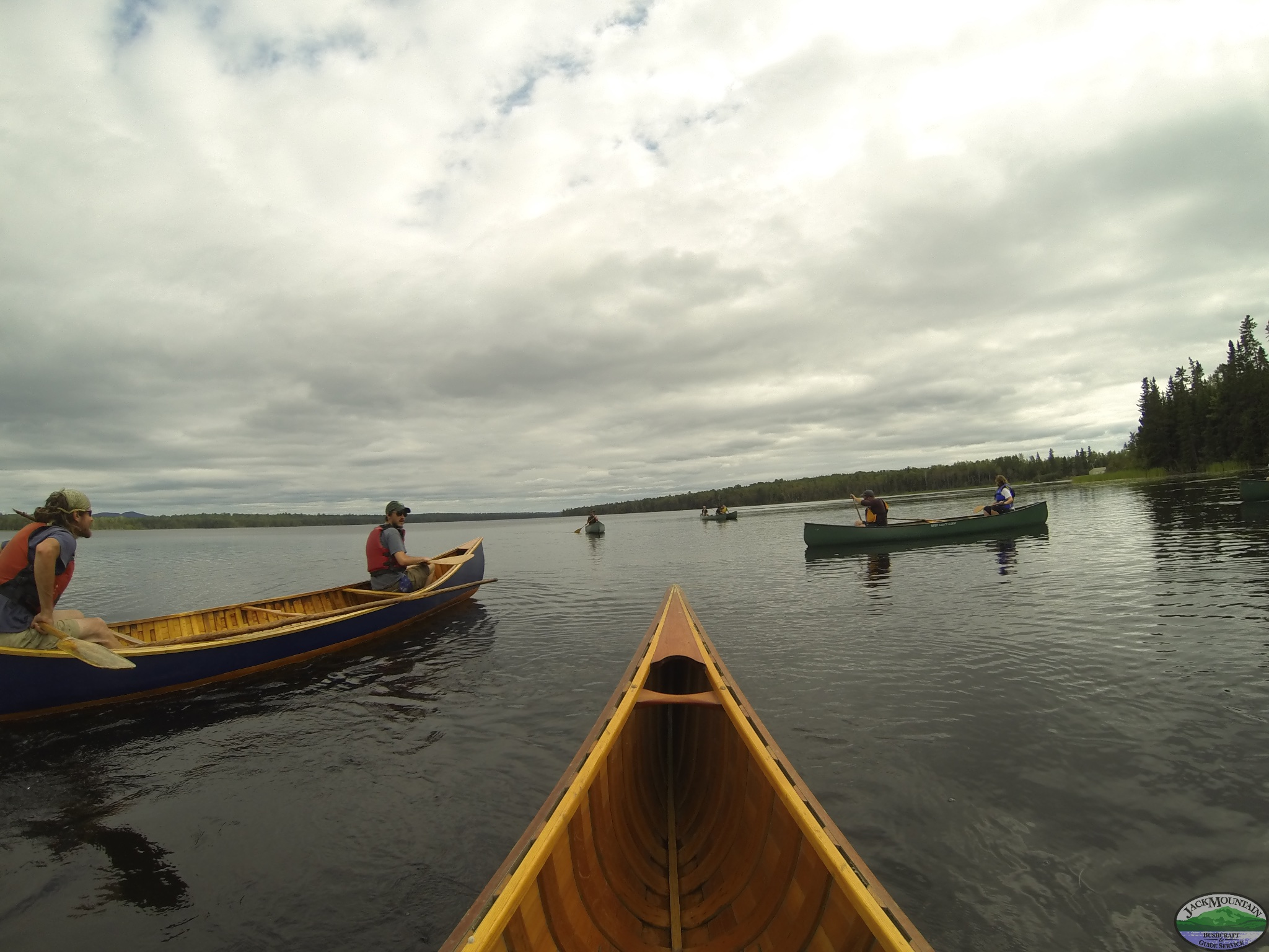 Flatwater Paddle Practice