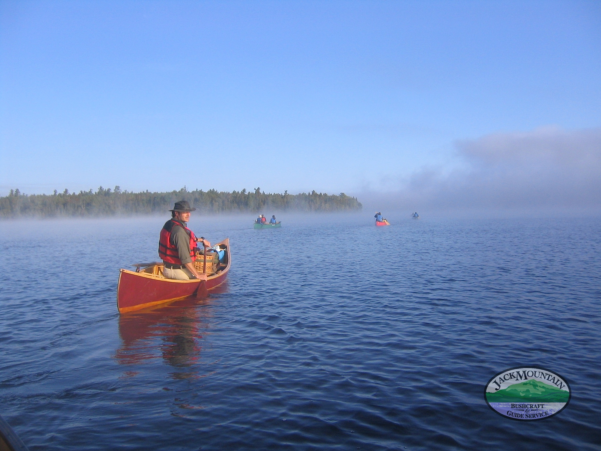 Paddling The Allagash