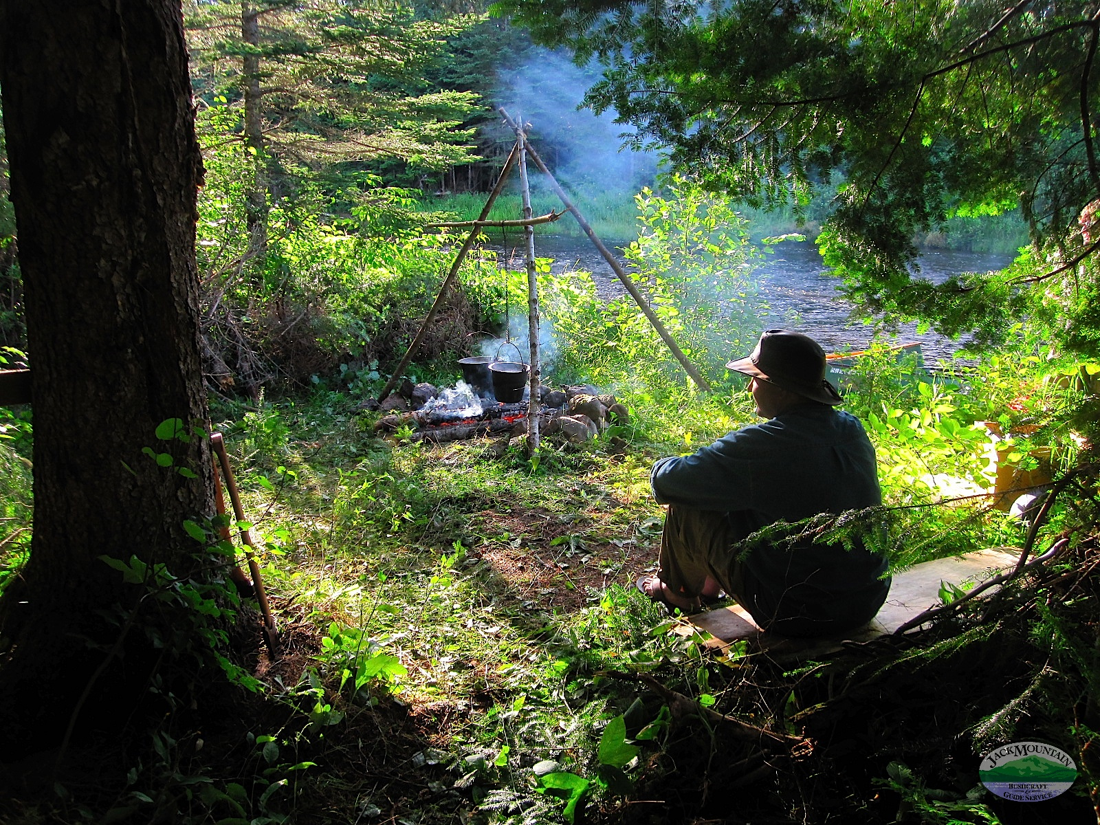 Streamside Camp